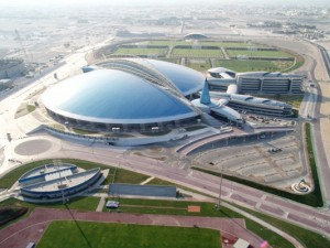 Dubai sports city