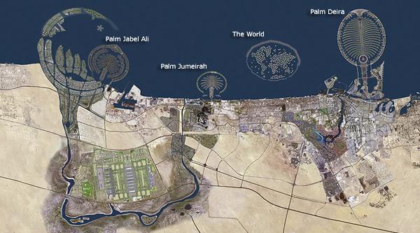 DubaiPalmIslands