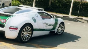 purche Dubai Police Cars